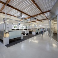 Southland Industries Sustainable Office